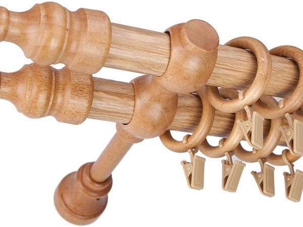 Jakie karnisze drewniane będą najlepsze?